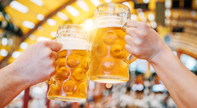 Beer Getty Oktoberfest