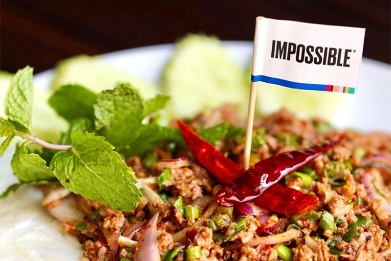 impossible foods UAE