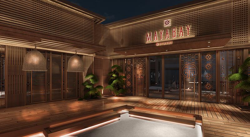 Mayabay Dubai new restaurant