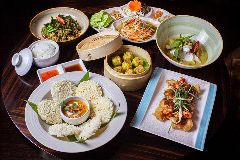 Benjarong Thai Buffet