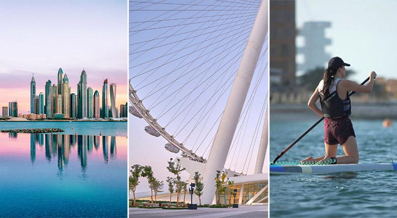 Things to do long weekend Dubai