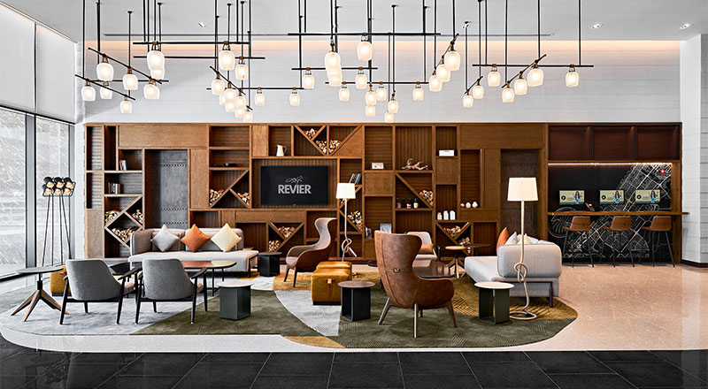 revier hotel